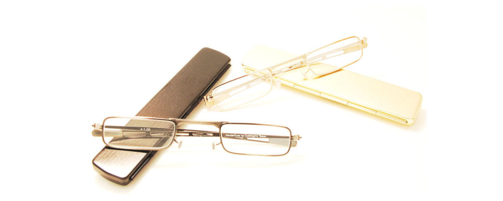 Slendereyes Compact Readers Cheaters Reading Glasses