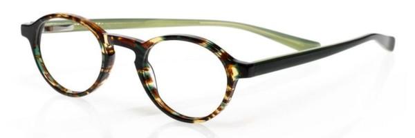 Eyebobs Board Stiff Olive/Tortoise