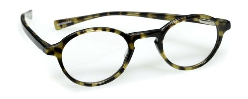 EyeBobs Board Stiff Brown Tortoise with Rich Dark Temples (T1)