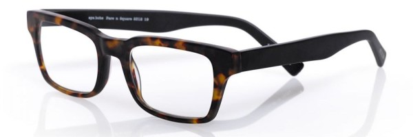 eye bobs Fare N Square Tortoise Front with Black Temples
